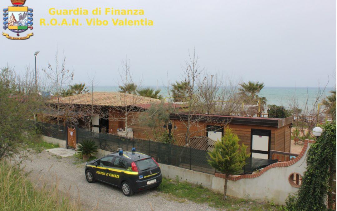 Struttura turistica costruita senza autorizzazioni Sequestrati beni per 800 mila euro nel Crotonese