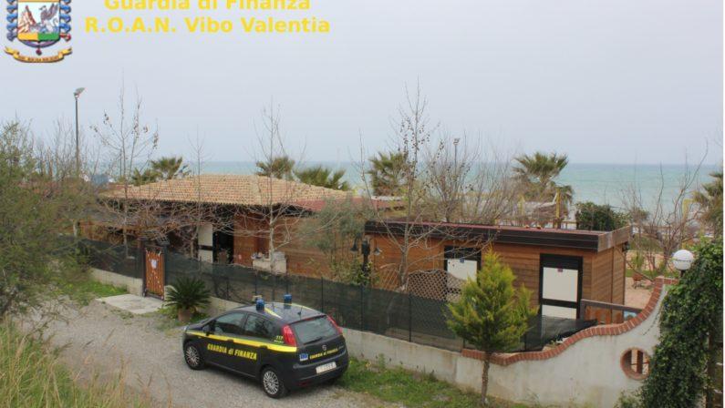 Struttura turistica costruita senza autorizzazioniSequestrati beni per 800 mila euro nel Crotonese
