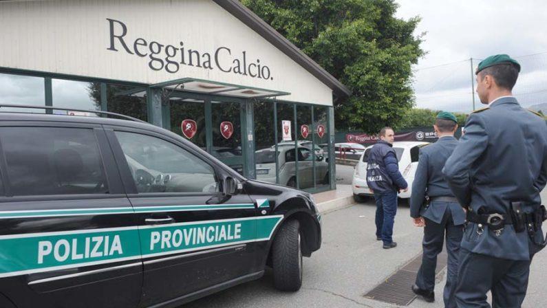 Reggio, sequestrato per abusivismo il centro Sant'AgataLa struttura sportiva era della Reggina Calcio