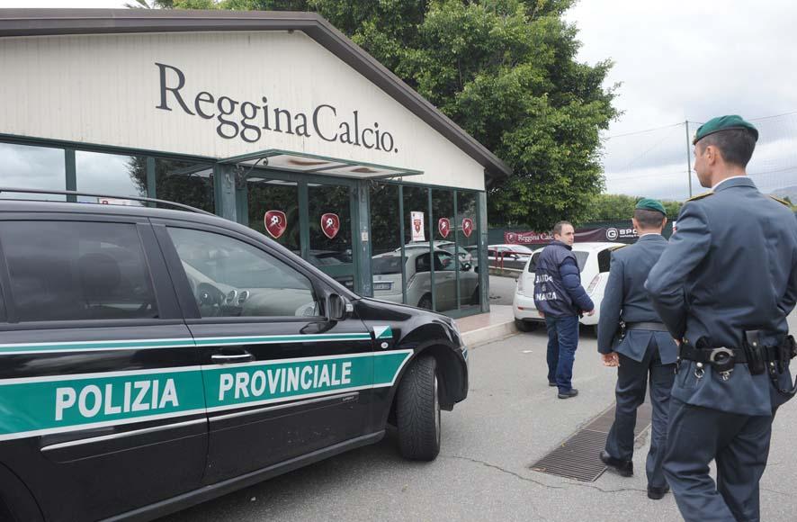 Convalidato il sequestro del centro sportivo Due indagati per la struttura della Reggina
