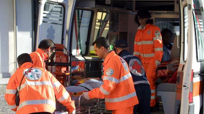 Incidente stradale nel Crotonese