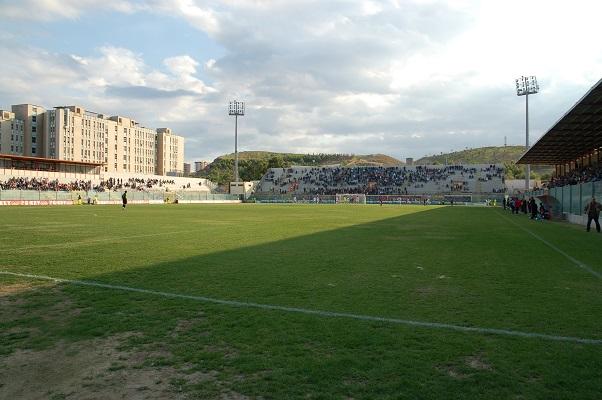 Crotone, allo stadio i voltidi Ezio Scida e Rino Gaetano
