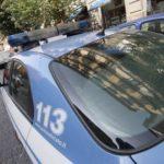 Una volante della polizia.JPG