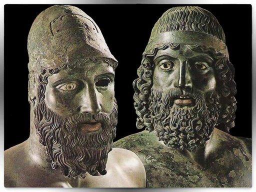 Bronzi di Riace, da 45 anni un tesoro che affascina studiosi e appassionati di storia e cultura