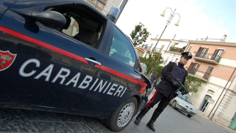Ottantaduenne sorpreso con armi a ReggioAveva in casa due pistole e 250 proiettili calibro 9