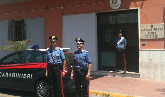 Operazione dei carabinieri nella LocrideArresti e denunce, sequestrate armi