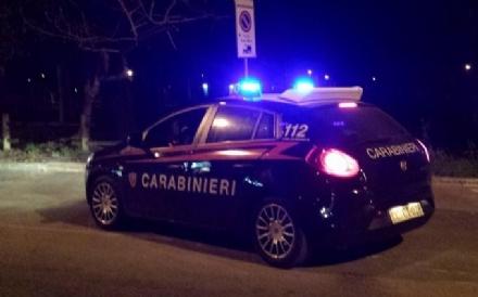 Sorpreso mentre incendia un'autovettura  Arrestato un uomo a Reggio Calabria
