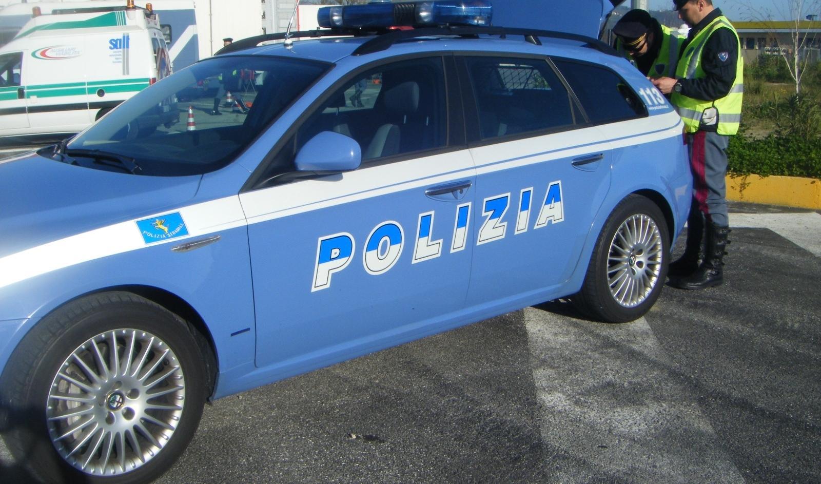Incidente stradale sulla statale 18 Traffico rallentato presso Falerna