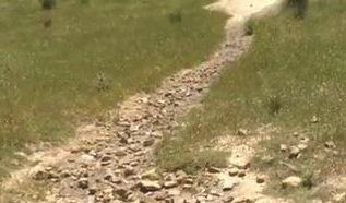 L'allarme sulla sorgente vicino al pozzo Costa Molina Legambiente: «L'avevamo segnalato un anno fa»