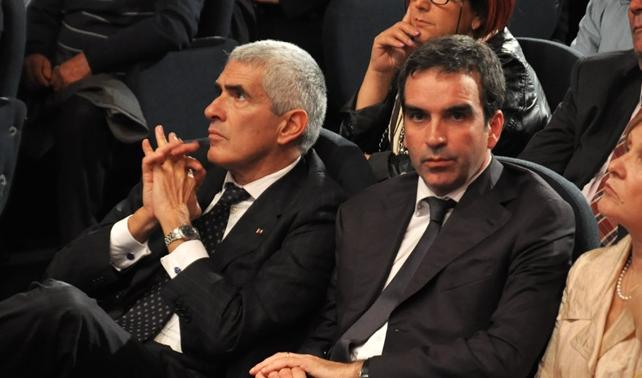 Occhiuto lancia Ppe italiano: bagno di folla a Cosenza E ad applaudire ci sono anche Casini e Scopelliti
