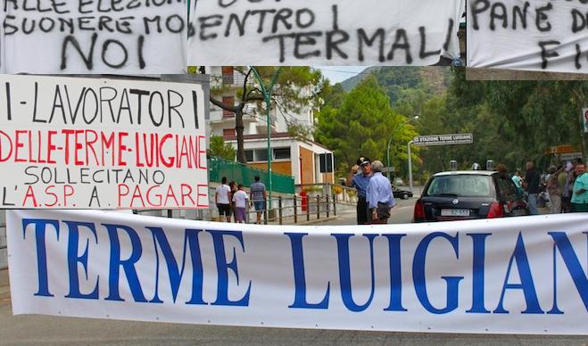 Accordo per il futuro delle Terme Luigiane, firmatodocumento per la riassunzione dei lavoratori