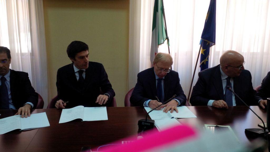 Ospedale Sibaritide, firmato protocolloper prevenire infiltrazioni delle cosche