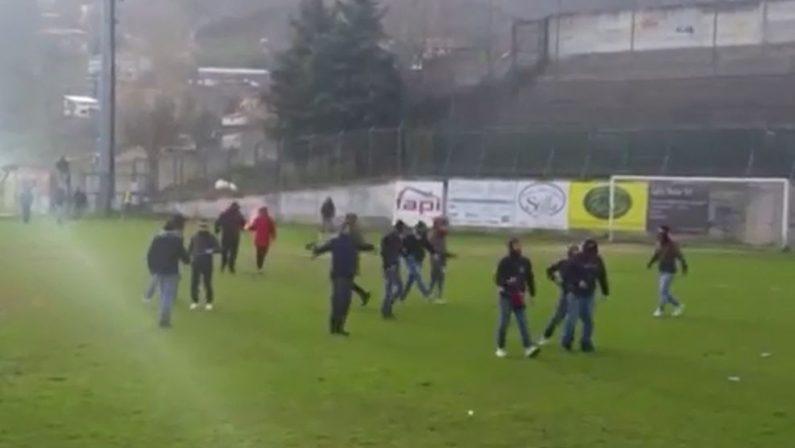 Catania-Juve Stabia, scattano cinque Daspo