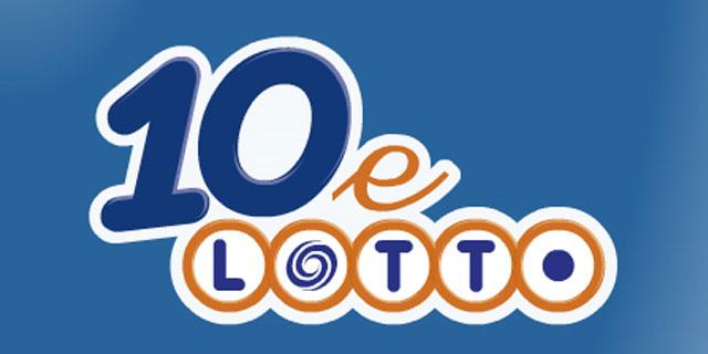 Tricarico, vinti due milioni e mezzoal concorso «10eLotto»