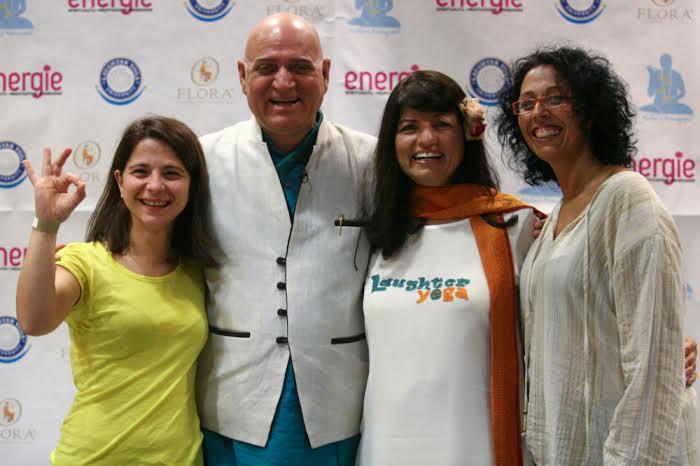 Due psicologhe calabresi sono state nominateambasciatrici nel mondo dello yoga della risata
