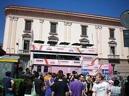 """Giro d'Italia, cresce la """"febbre rosa"""" in Irpinia: tutte le tappe"""