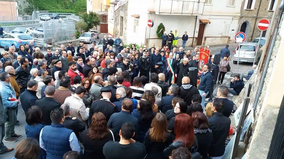 25 anni dopo Lamezia Terme ricordail duplice omicidio di Cristiano e Tramonte