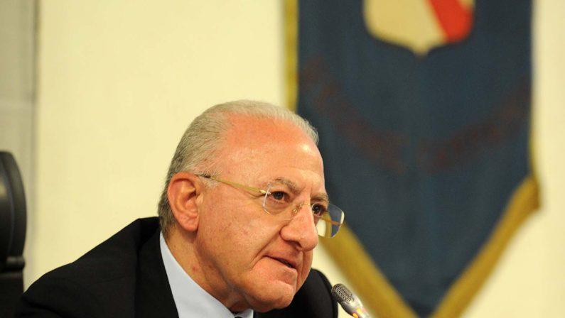 Infrastrutture: finanziamenti per Salerno, domani arriva il Presidente De Luca