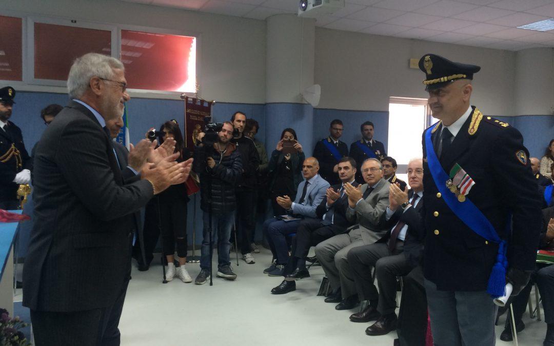 Avellino celebra la Polizia di Stato e saluta il Questore Ficarra