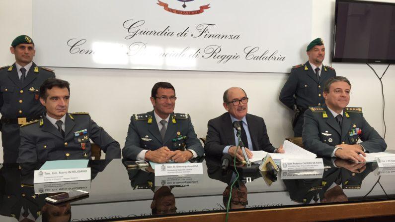 Professionisti e amministratori al fianco della 'ndrangheta per condizionare l'economia: 7 fermi e sequestri a Reggio