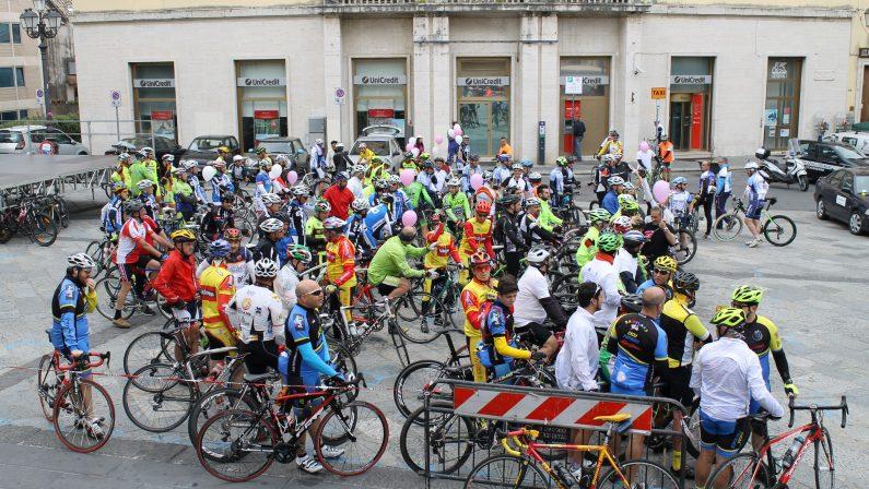 Il Giro d'Italia 2016 fa tappa in CalabriaA Catanzaro cresce l'attesa per la Corsa Rosa
