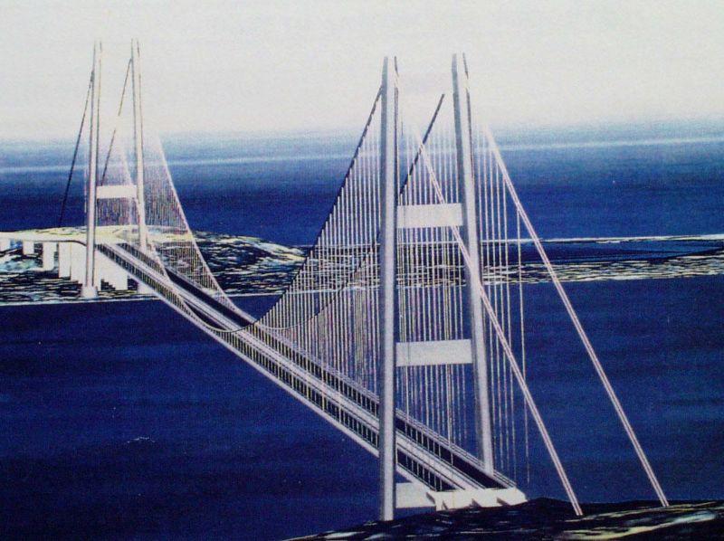 EMISFERO SUD – Ponte sullo Stretto demolito dai nordisti  Misiti: «Ecco perché il progetto non è mai decollato»