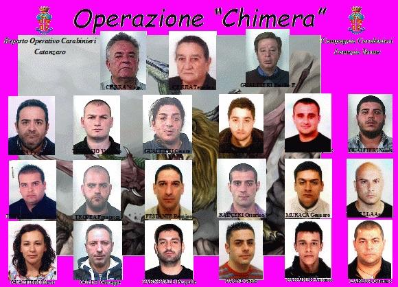 Lamezia, processo al clan Torcasio-Cerra-GualtieriCondannate in abbreviato 35 persone, 3 assolti