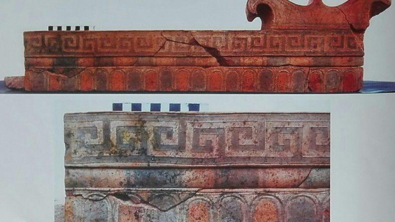 LE FOTO - Nuovi reperti archeologiciemersi al Parco del Cavallo a Sibari