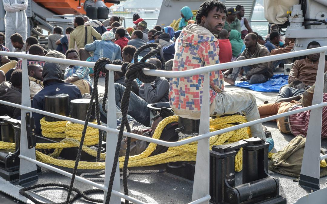 Operazione Rinascita Scott, gli interessi delle 'ndrine anche nella gestione delle sepolture dei migranti