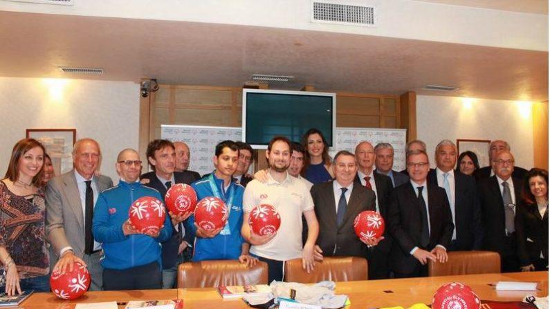 La Special Olympics European Football sbarca in CalabriaDue tappe, a Lamezia e Sibari, per l'iniziativa sociale