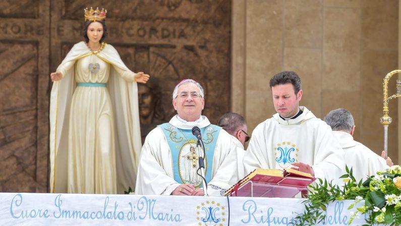 Diocesi di Mileto, l'addio di Renzo: «Decisione dura e traumatica» e l'invito «pregate per me»