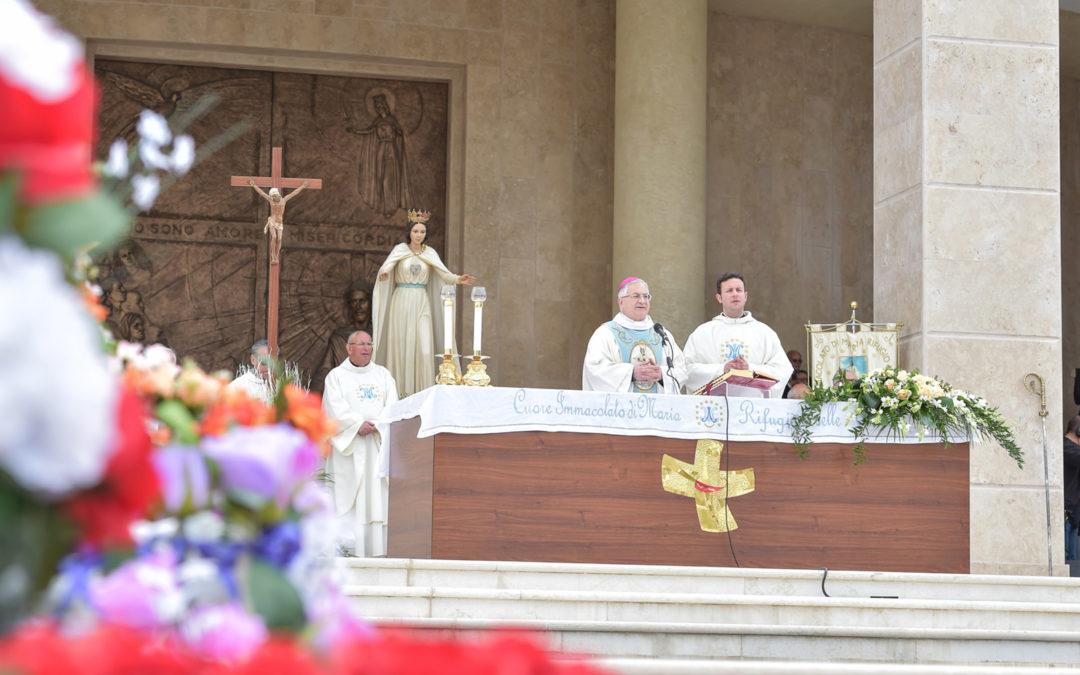 Fondazione Natuzza, il vescovo Renzo fa chiarezza  Ai cenacoli scrive: «I raduni continueranno a tenersi»