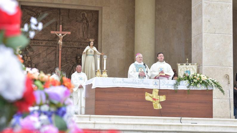 Fondazione Natuzza, il vescovo Renzo fa chiarezzaAi cenacoli scrive: «I raduni continueranno a tenersi»