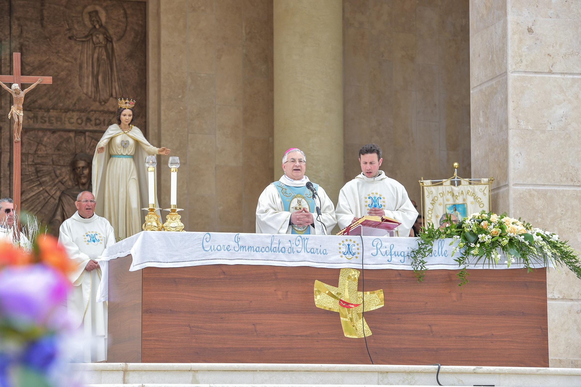Sette anni dalla morte di Natuzza Evolo, a Paravatiuna intensa giornata di preghiera per Ognissanti