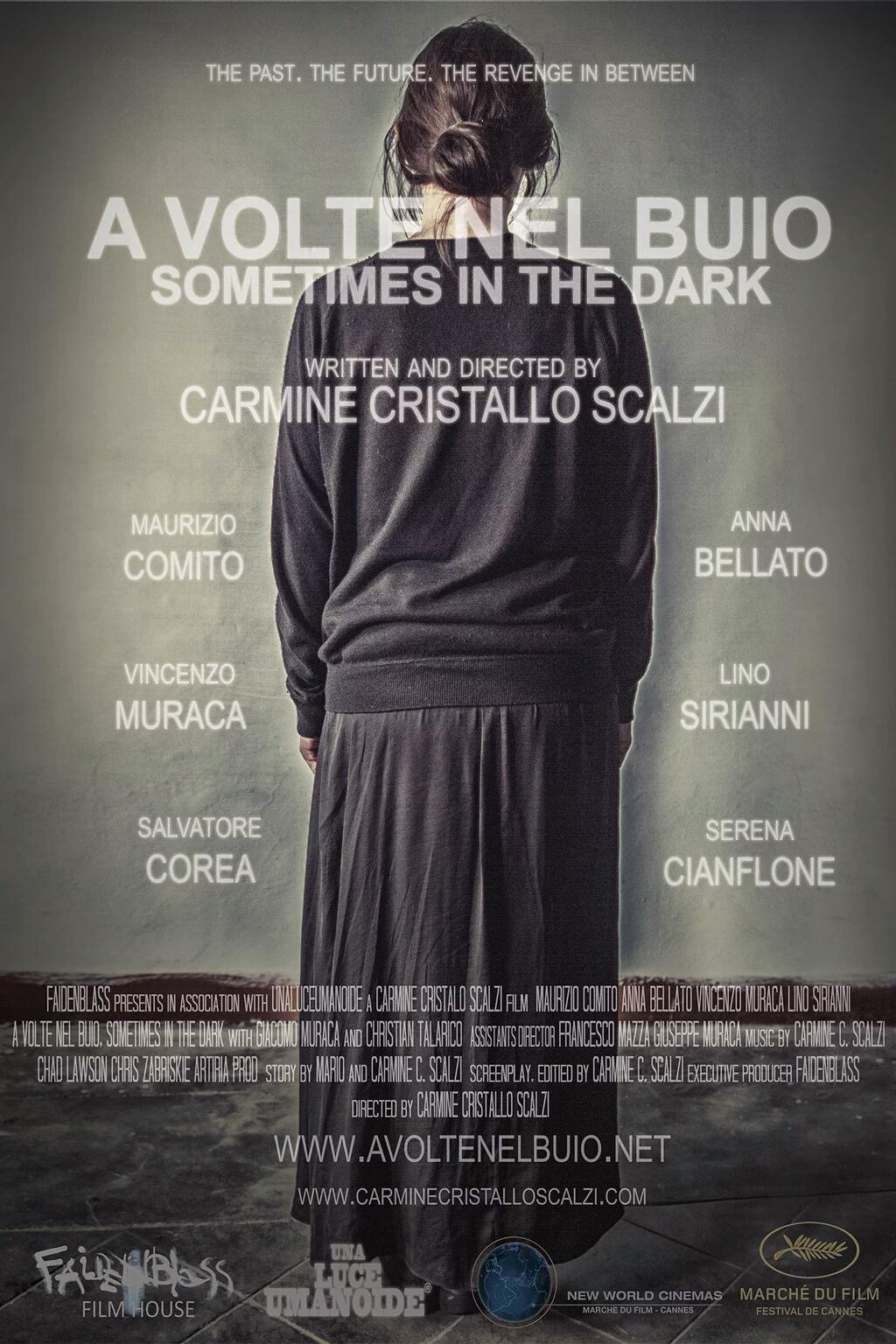 """Cinema: """"A volte nel buio"""", al Festival di Cannes un film girato nella Presila catanzarese"""