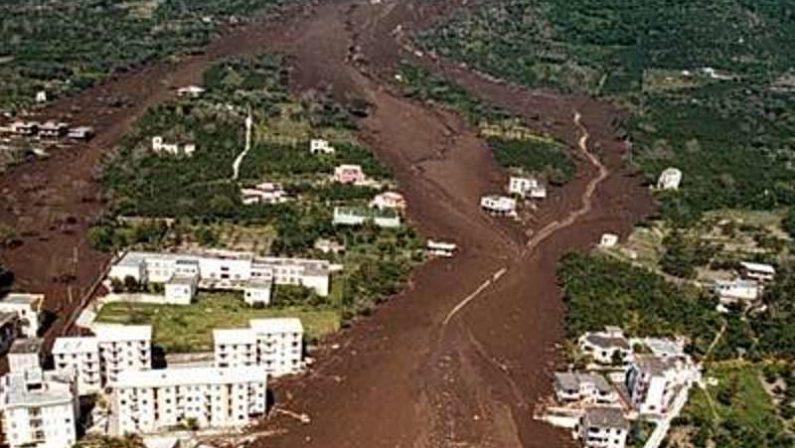 Alluvione Sarno, 18 anni dopo si attende l'ultimazione delle opere