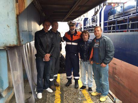Napoli, marittimi senza stipendio: bloccata nave