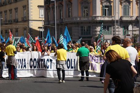 Napoli, salva la sede di Almaviva: c'è l'accordo
