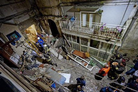 Palazzo esploso a Napoli:morti altri due uomini