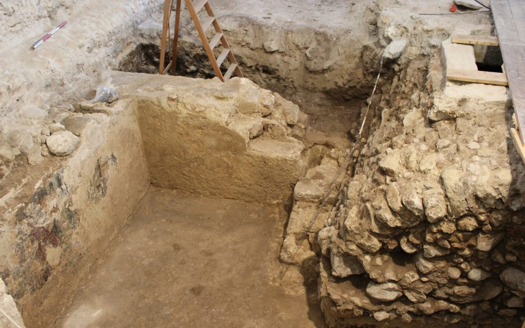 Chiesa del Vibonese rivela i suoi tesori  Spuntano importanti reperti archeologici