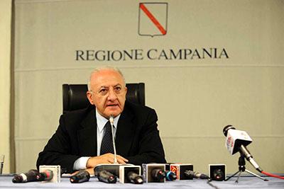 Campania, De Luca vuole la ricandidaturaEcco le cose fatte e non fatte a 4 anni dalla scalata