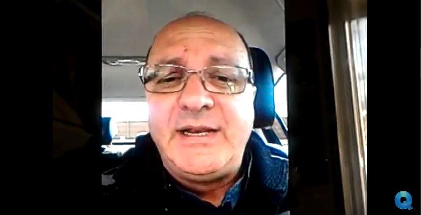Potenza, il video-selfie del parrocoche chiede offerte di almeno 2 euro