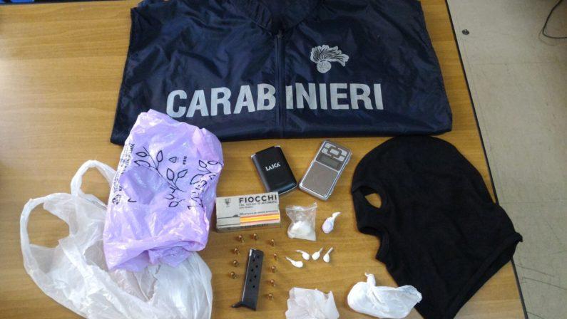 Butta la cocaina nel water ma viene scopertodal cane antidroga, arrestato nel Crotonese
