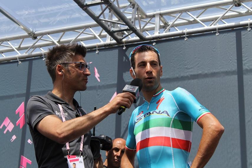 LE FOTO – Il Giro d'Italia parte da Catanzaro