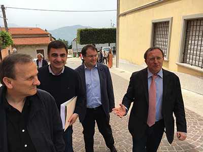"""Parte da Frigento la festa di Legambiente dedicata ai piccoli comuni """"Voler bene all'Italia"""""""
