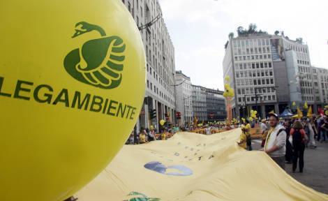 Legambiente presenta Ecosistema rischio 2016: allarme per Napoli