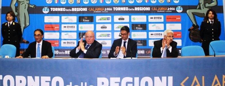 Il Torneo delle Regioni arriva in Calabriacon venti squadre di calcio della Lega dilettanti