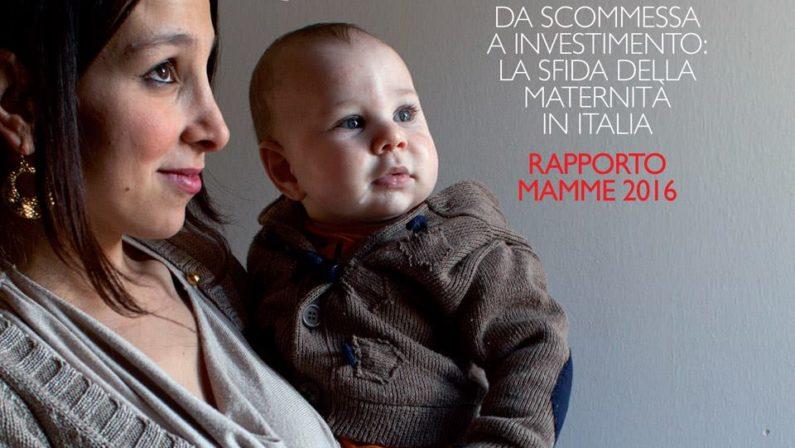 Maternità, Sud bocciato senza riserveSave the Children fotografa due Italie