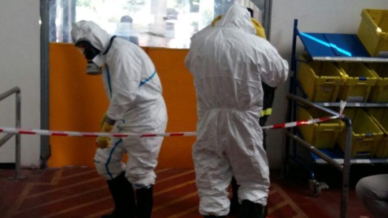 Polvere bianca in un plico alle Poste di CatanzaroForse c'è anche droga, polizia sequestra sostanza