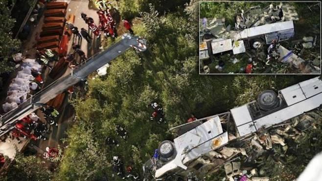 Strage del bus a Monteforte Irpino, rinvii a giudizio